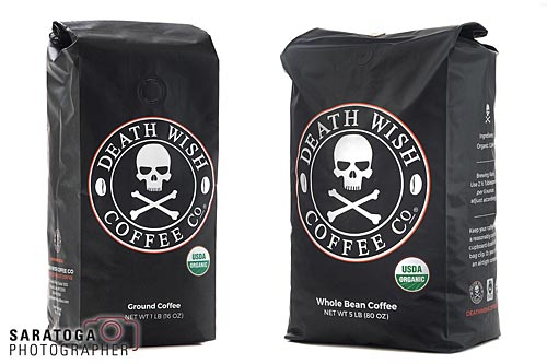 Death Wish Coffee Bags